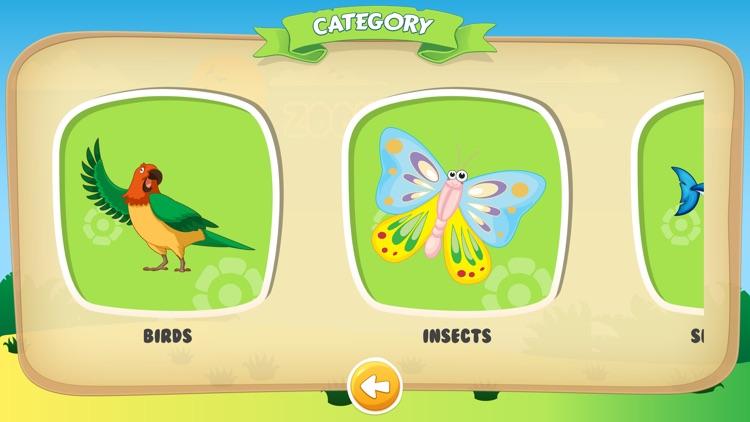 Animals - Kids Learning Games screenshot-9