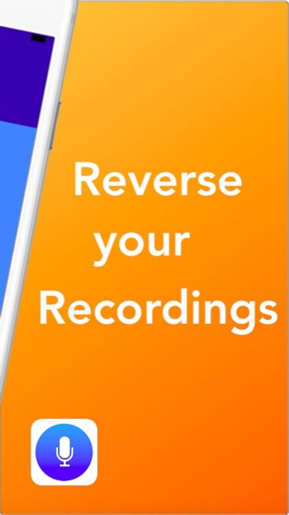 PRO Speech Reverse - Audio