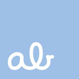 Ícone do app Cursive Writing App@ abCursive