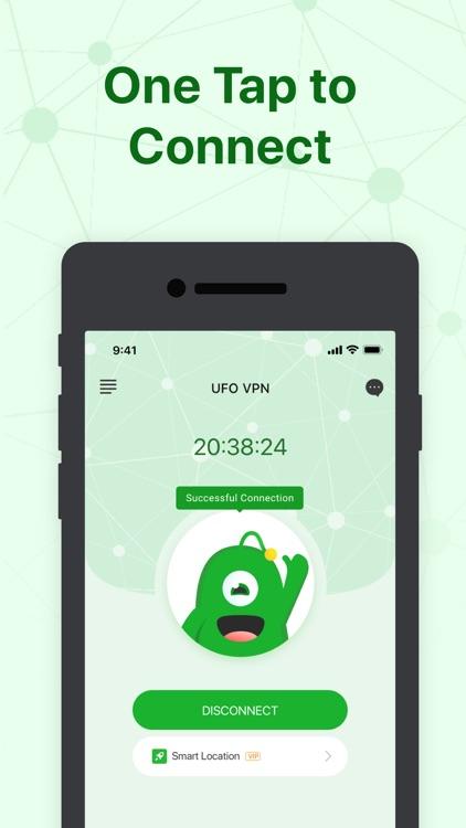 VPN - UFO VPN Hotspot screenshot-5