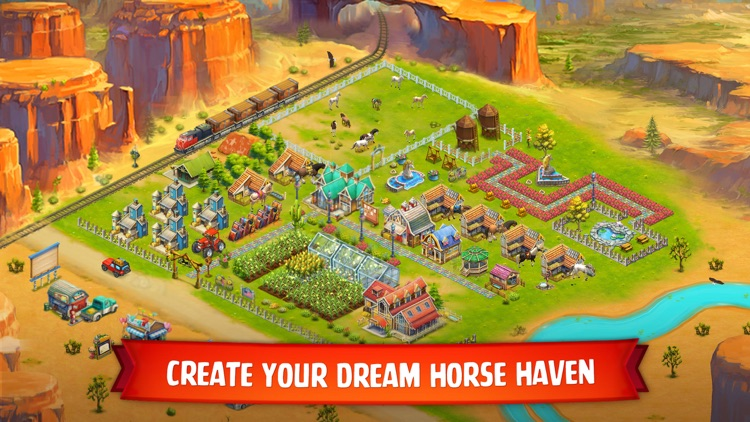 Horse Haven World Adventures screenshot-6