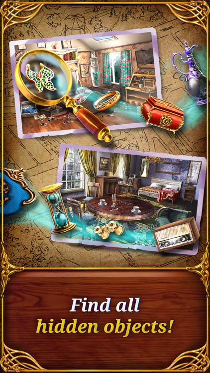 Antiquaria Find Hidden Object