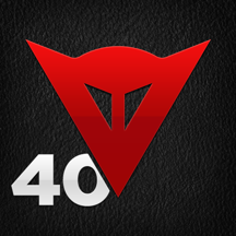 Dainese 40 for iPhone