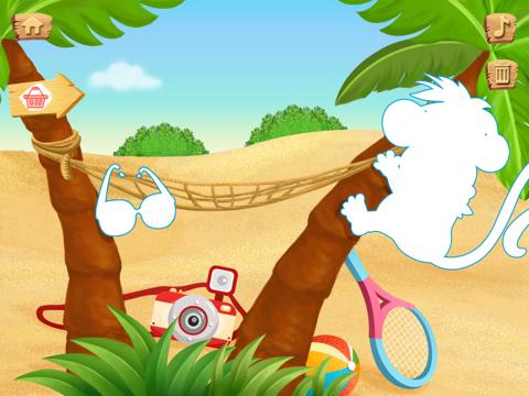 Lola's Beach Puzzle LITE - náhled