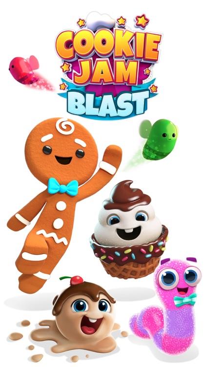 Cookie Jam Blast screenshot-4