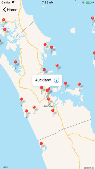 NZ Tidesのおすすめ画像3
