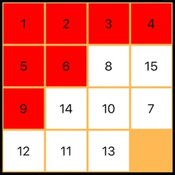 Number Blocks Puzzle Game X