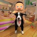 Farm Pet Dog Simulator Game 3D