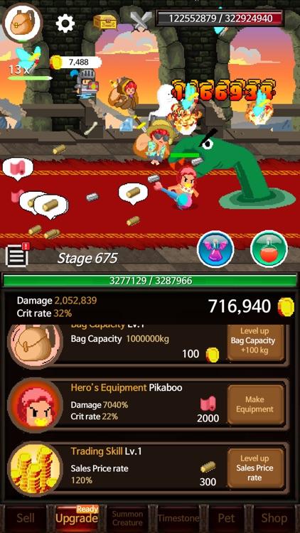 Extreme Job Hero's Assistant screenshot-8
