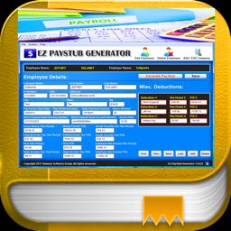 Paystub Calculator Maker Pro
