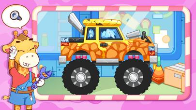 ベビーのお車修理専門店—楽しいゲーム紹介画像1
