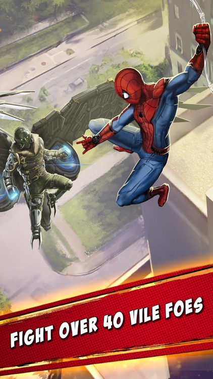 MARVEL Spider-Man Unlimited screenshot-3