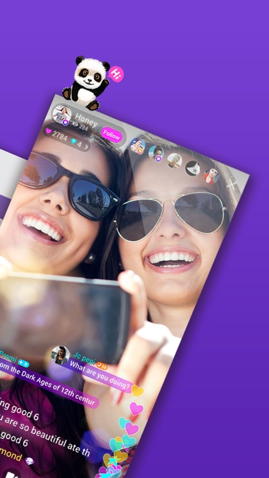 Download LiveMe – Live Video Chat for Pc