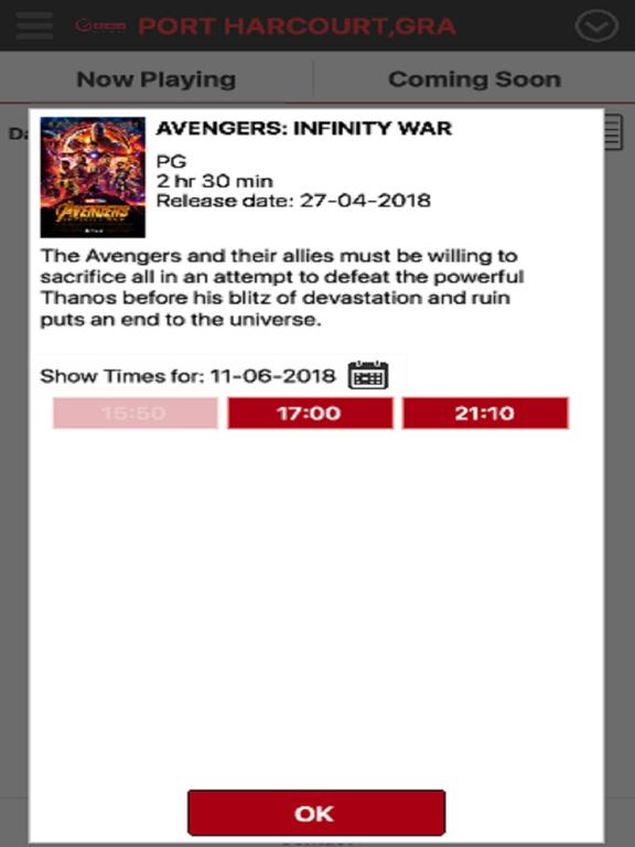 Genesis Deluxe Cinemas | App Price Drops