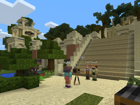 Minecraft: Education Edition screenshot three