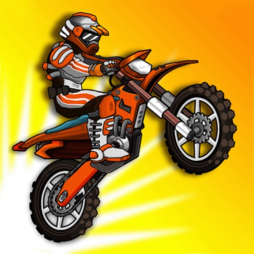 疯狂特技摩托 - 全民赛车漂移游戏