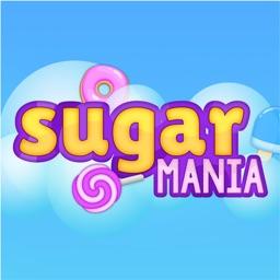 Sugar Mania: Match Sweet Candy