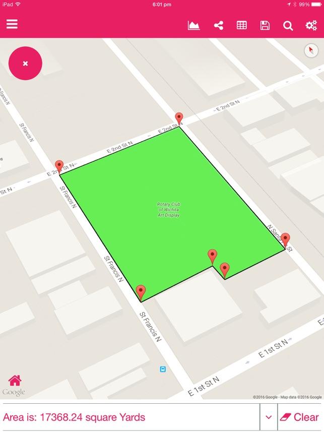 Geo Measure Area Calculator on the App Store