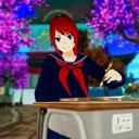 Anime High School Girl Game