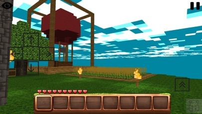 Block Adventurer - Sky Island Screenshot 4
