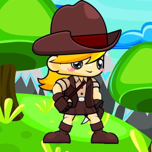 Adventure Jungle Girl