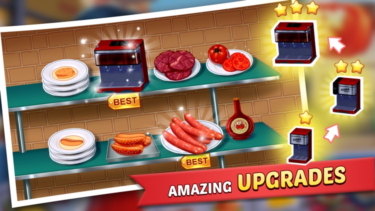 Kitchen Craze: Cooking Chef screenshot-3