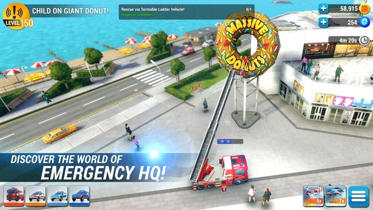 EMERGENCY HQ screenshot-4