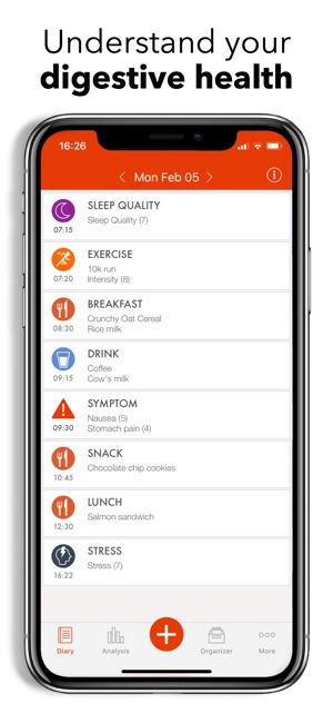 best photo app for iphone mysymptoms food diary on the app 9747