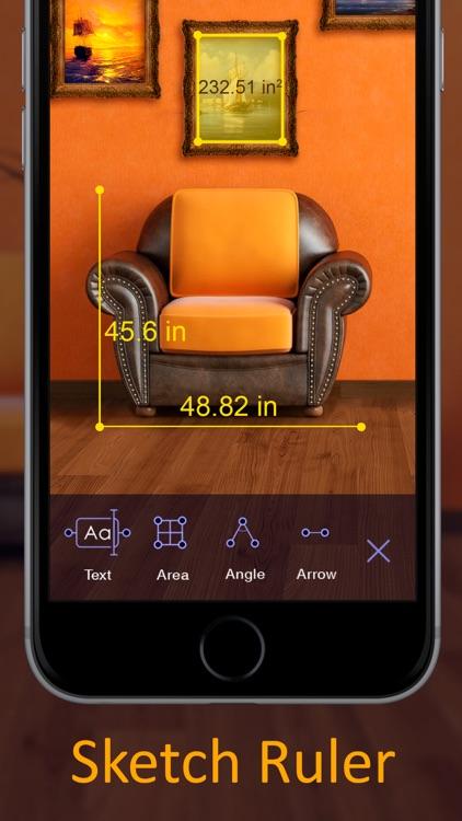Ruler App + AR Tape Measure screenshot-7