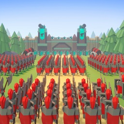 Idle Siege: Army Tycoon Game