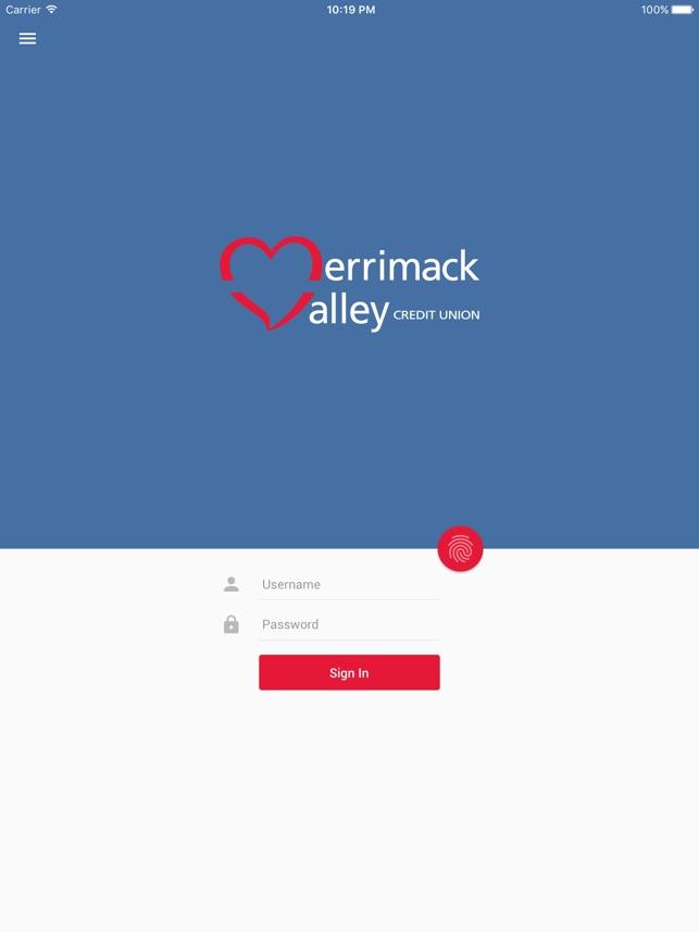 Merrimack Valley CU Mobile App on the App Store