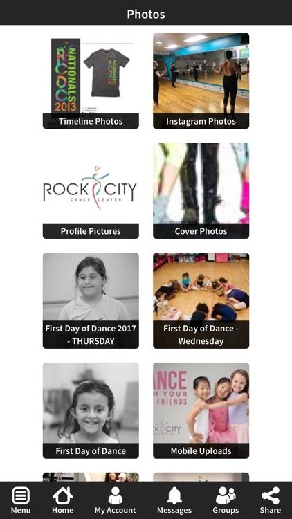 Rock City Dance Center