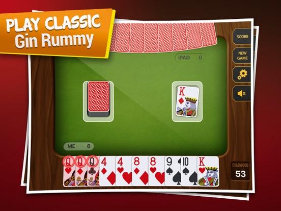 Gin Rummy Best Card Game screenshot