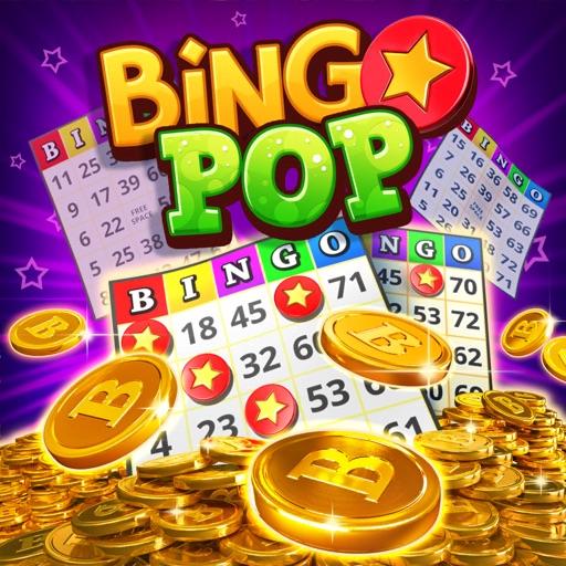 Bingo Pop - Online Bingo Games
