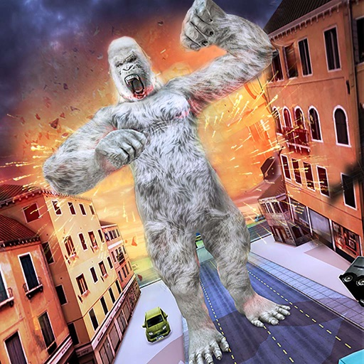 Big City Smash-er Wild Rampage iOS App