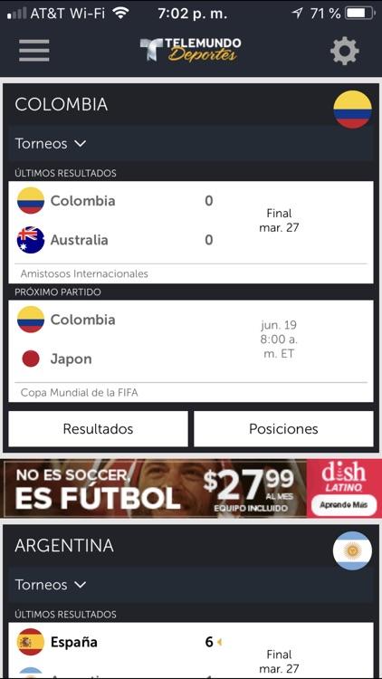 Telemundo Deportes screenshot-5