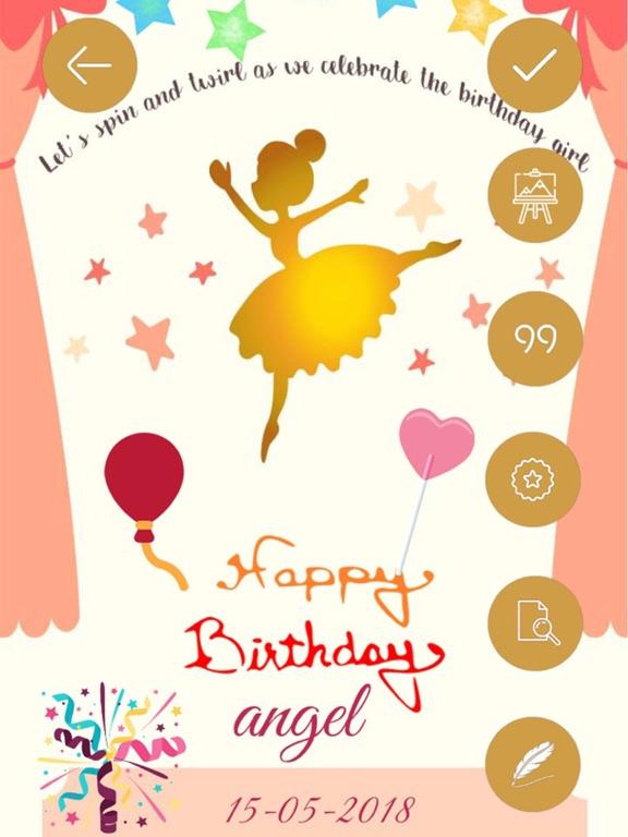 Birthday Invitation Cards Hd App Price Drops