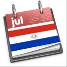 Calendario Paraguayo