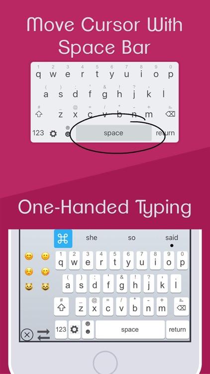 ReBoard Keyboard: Emoji+GIF screenshot-5