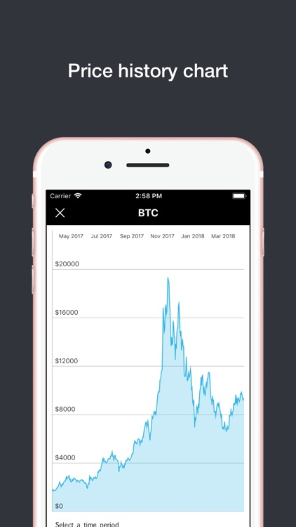 Crypto Price Pro screenshot-3