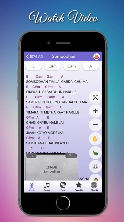 Nepali Chords and Lyrics screenshot-5