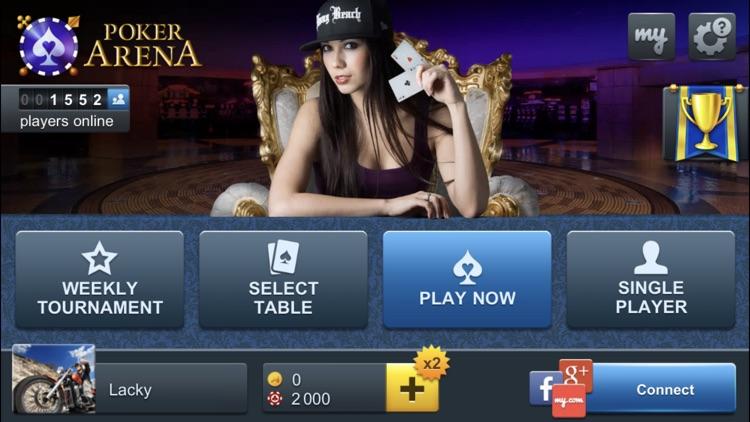 Poker Arena: Card Game