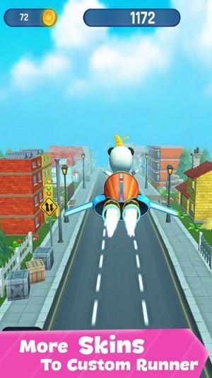 Panda Run Enless Fun Screenshot