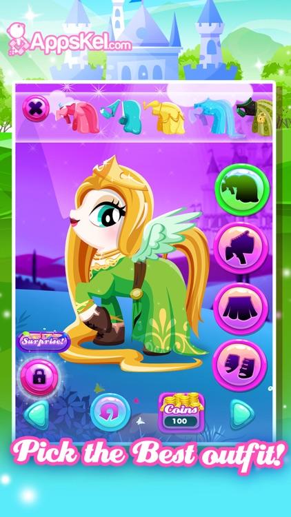 Pony Girls Party & Friendship