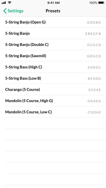 Reverse Chord Finder Pro screenshot-7