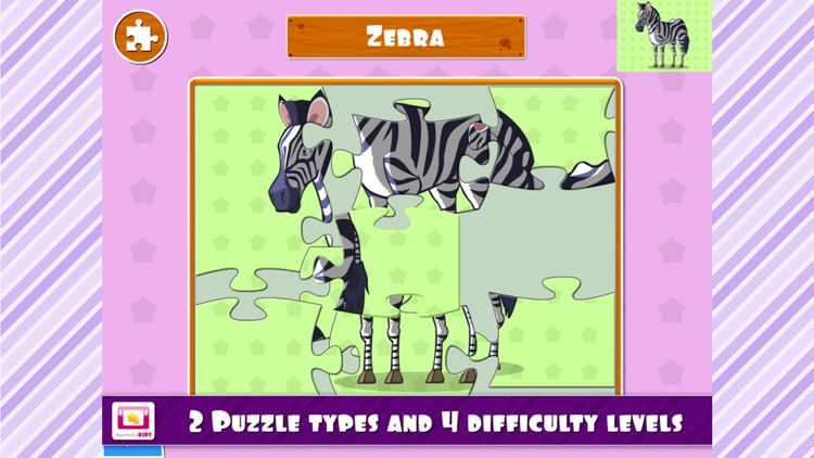 Puzzle Collection - kids game