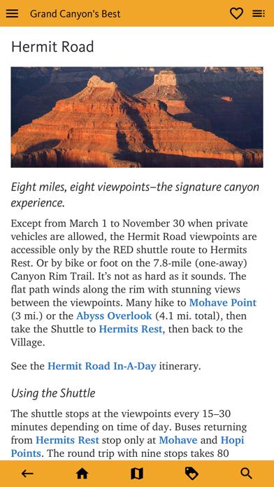 Grand Canyon & Flagstaff Guide screenshot 2