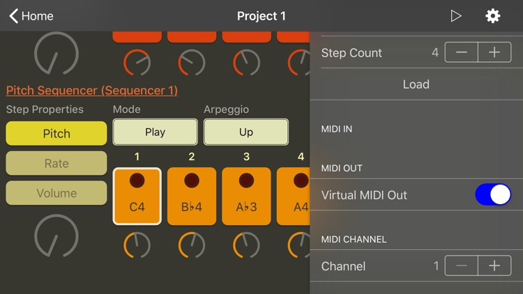 ArpBud - MIDI Sequencer & More screenshot-3