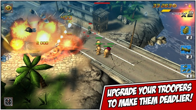 ‎Tiny Troopers 2: Special Ops Screenshot
