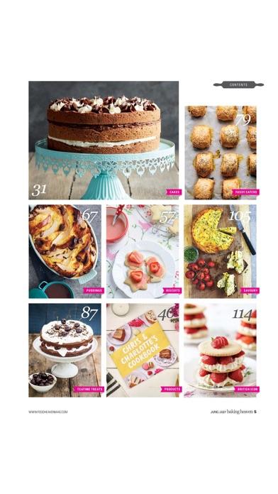 Screenshot for Baking Heaven Magazine in United Arab Emirates App Store